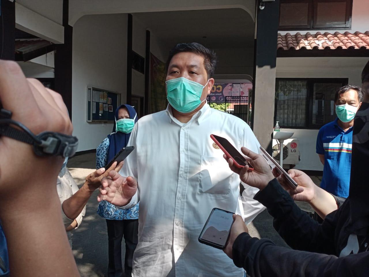 Fluktuatif Angka Kesembuhan dan Konfirmasi Positif di Purwakarta